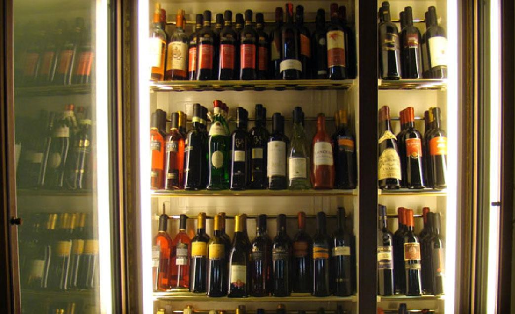 ristorante con cantina vini Villapiana CS