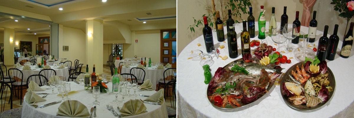 ristorante con cucina calabrese Villapiana CS