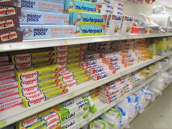 detergenti per la casa Reggio Calabria
