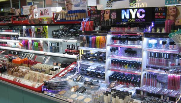 vendita cosmetici Reggio Calabria