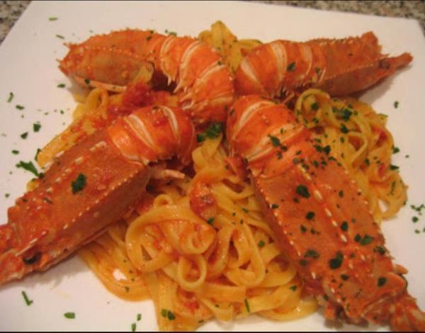 ristorante con specialità di mare Treviso