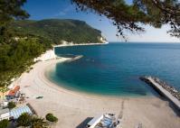 Spiaggia Urbani Sirolo Ancona