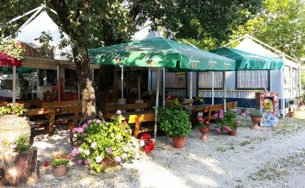 campeggio con bungalow Trieste