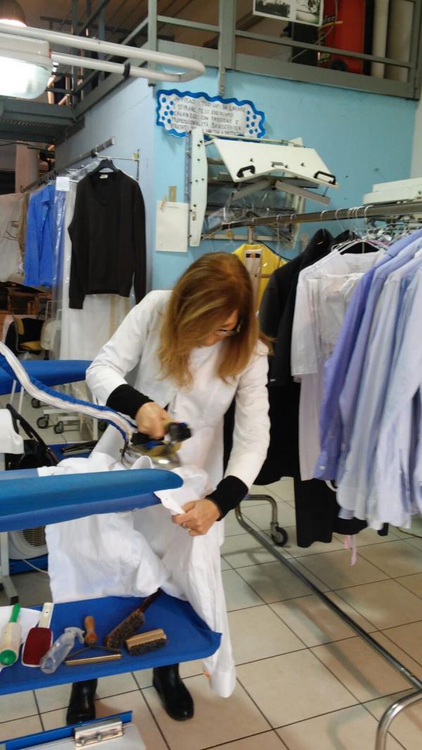 lavanderia lavasecco Brescia