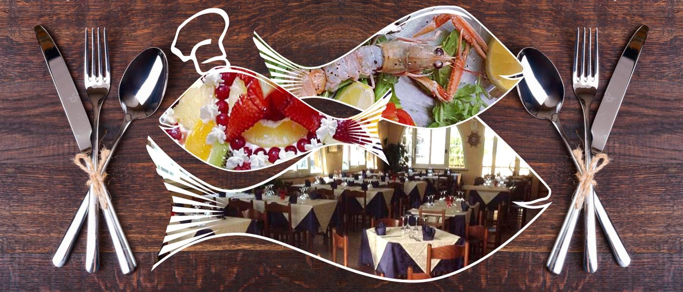 ristorante con cucina di mare Ardea RM