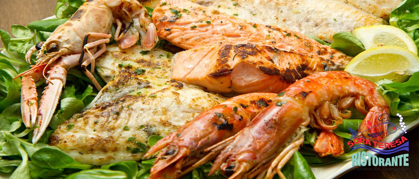 ristorante di pesce fresco Ardea RM