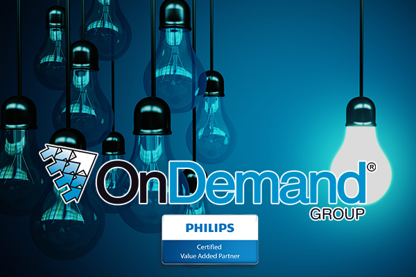 illuminazione a led on demand group
