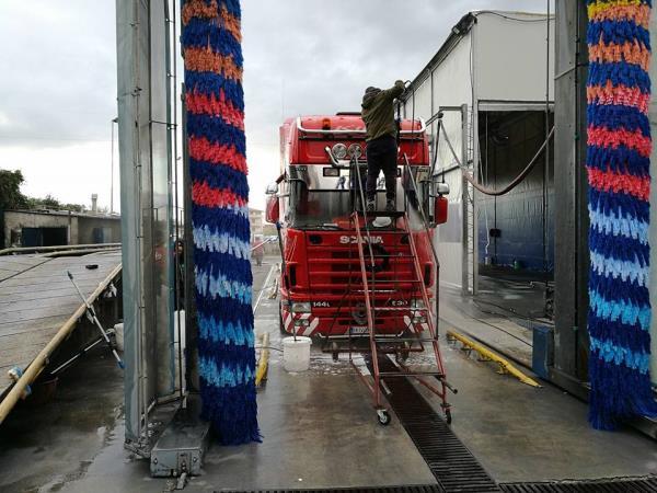 Lavaggio Cisterne