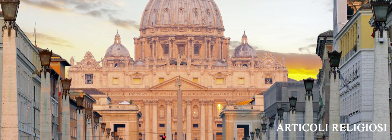 vendita articoli religiosi Soprani Roma centro