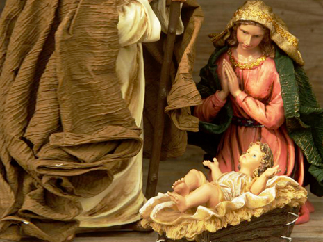 presepi articoli religiosi soprani Roma