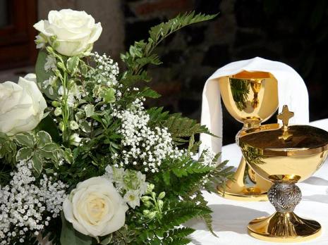 Arredi sacri articoli religiosi soprani Roma