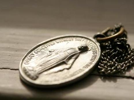 medallas artículos religiosos soprani Roma