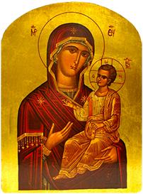 cuadros e iconos Roma