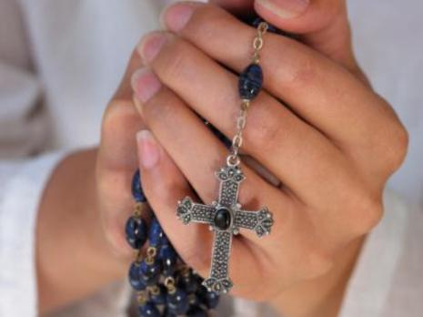 rosaries religious items soprani Rome