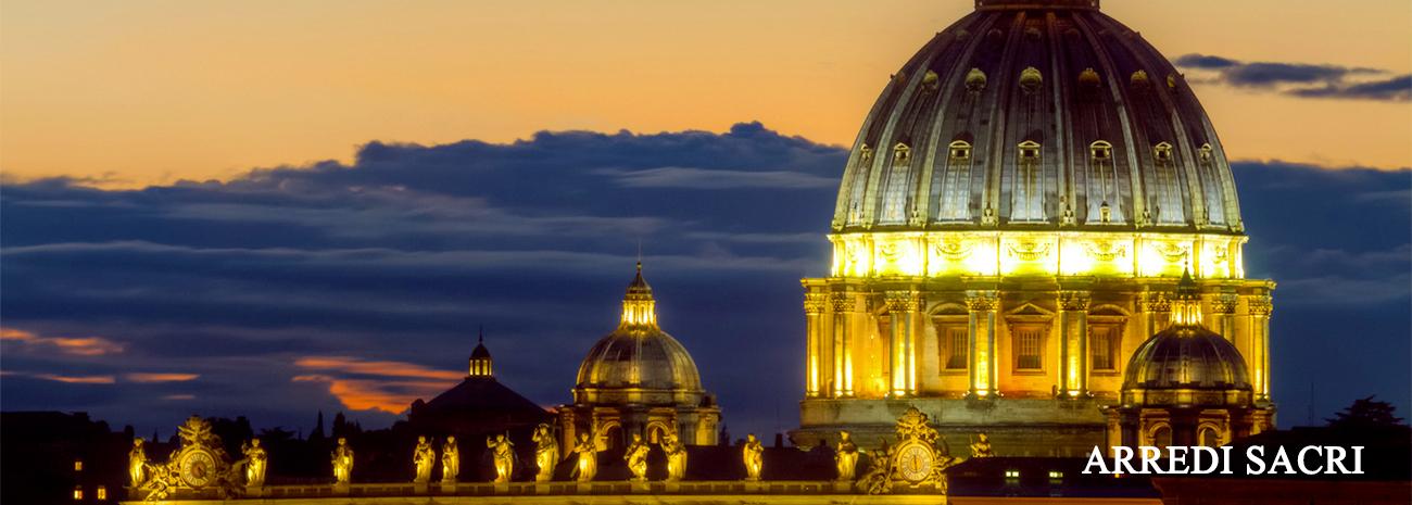 arte sacra soprani Roma centro