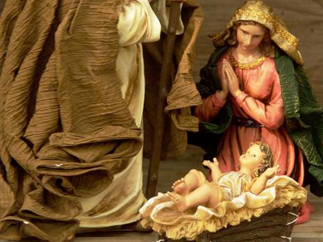 Crèches articles religieux soprani Rome