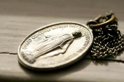 Sakrale Medaillen personalisieren Soprani Rom
