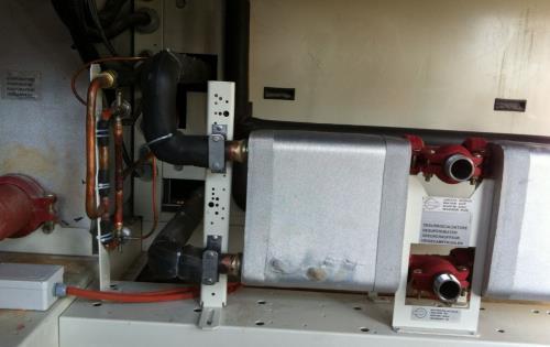 aria climatizzata industriale