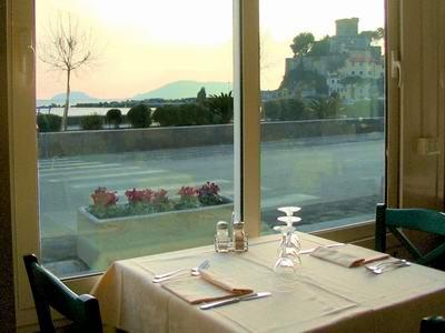 ristorante Lerici cinque terre
