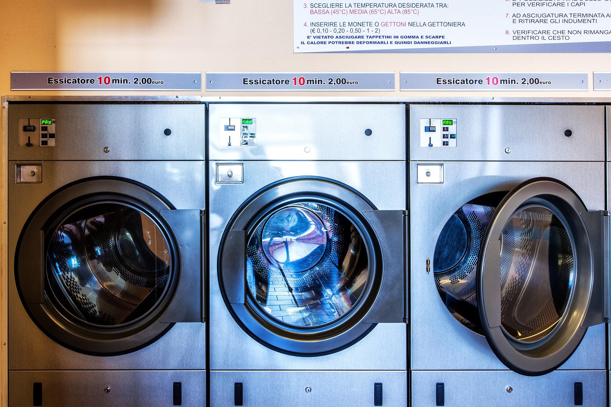 lavanderie a Olbia