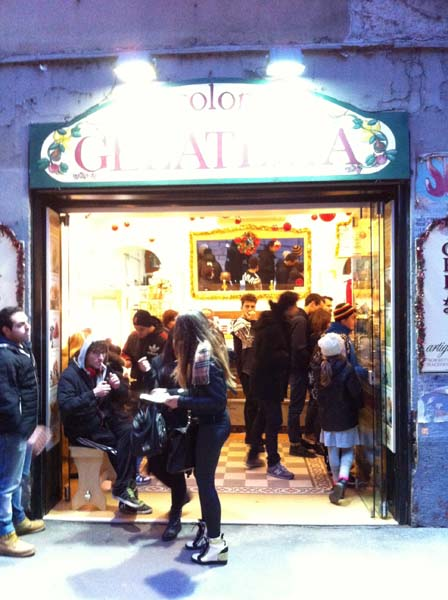 gelateria movida milanese