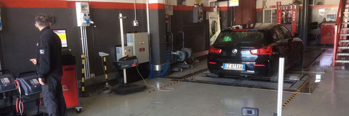 revisione auto Monte Porzio PU