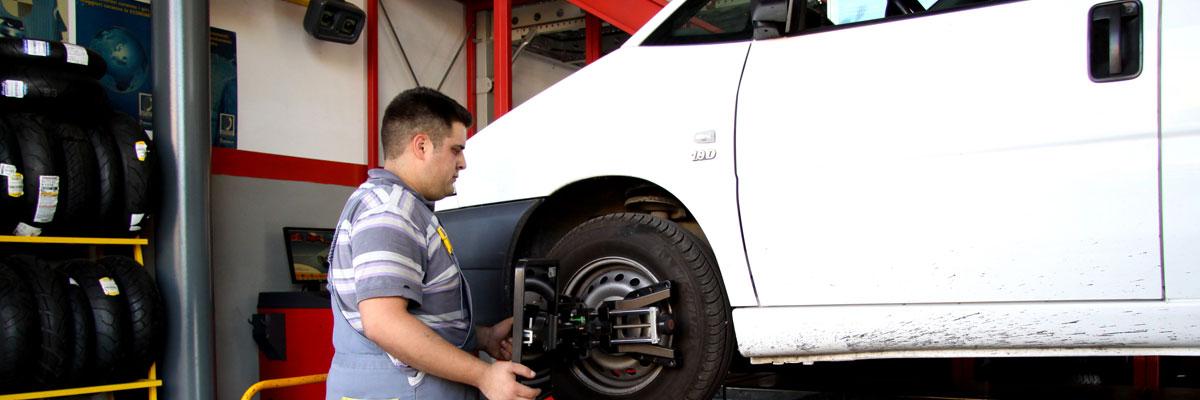 vendita pneumatici Monte Porzio PU