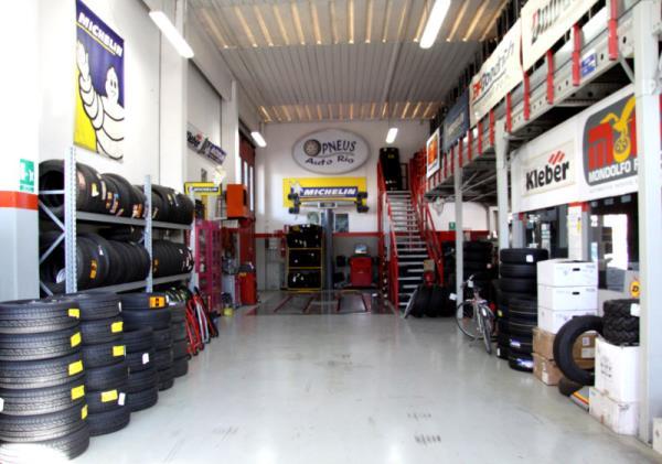 vendita pneumatici di marca Pesaro Urbino