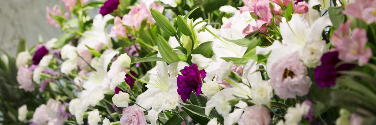 Addobbi e composizioni floreali
