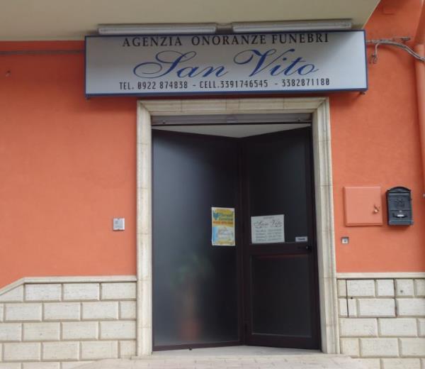 Agenzia onoranze funebri San Vito Agrigento