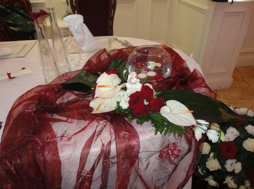 dettagli allestimenti nozze Agrigento