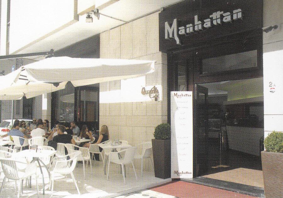 manhattan cafè Lecce