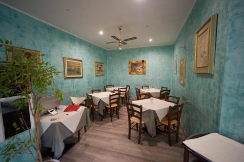 sala interna ristorante arezzo
