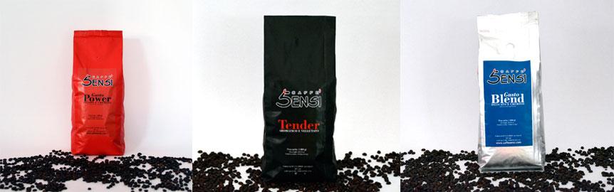 Blend caffè