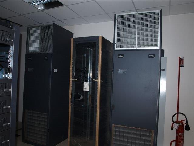 Sistema controllo di temperatura per locale ced