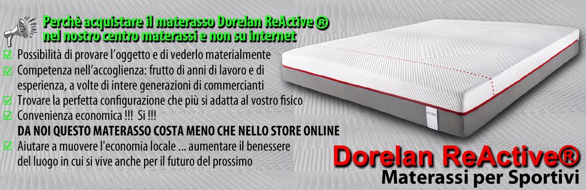Greco Mobili - Centro Materassi Dorelan a Crotone