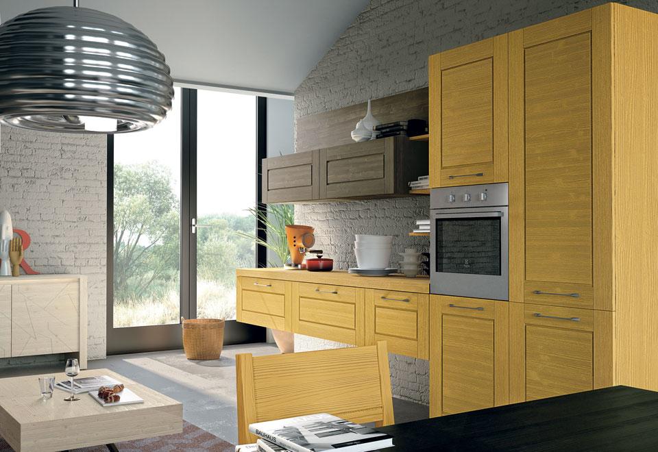 Cucine in vero legno Made in Italy a Crotone