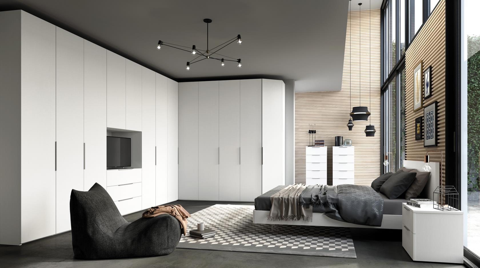 Camere da Letto in Stile Moderno a Crotone