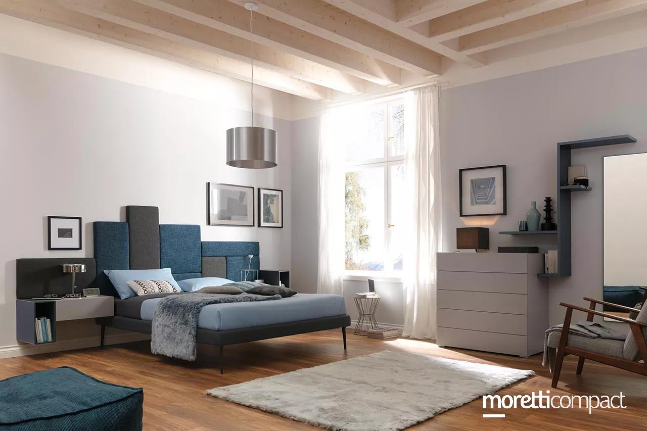 Greco Mobili a Crotone: Moretti Compact - NIGHT COLLECTION