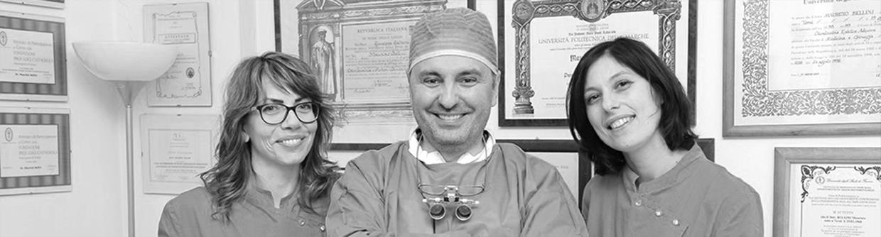 staff studio dentistico Bellini Terni