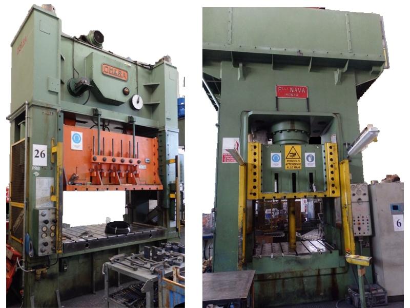Used presses