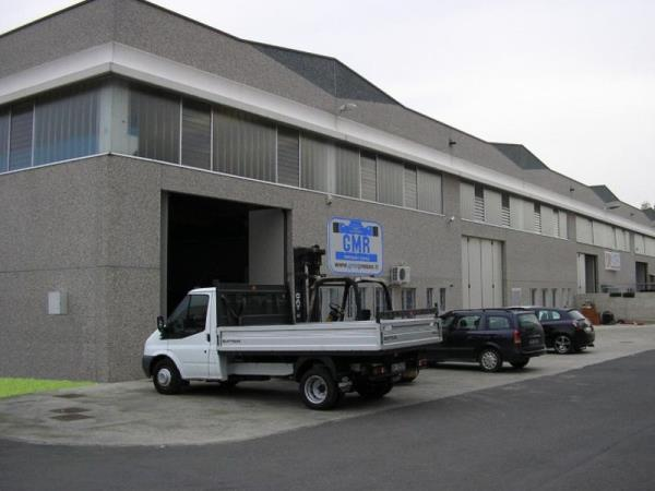 Bergamo hydraulic press company