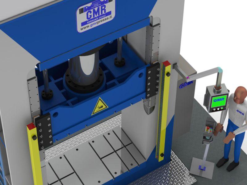 Bergamo press manufacturer