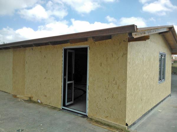 verande in legno
