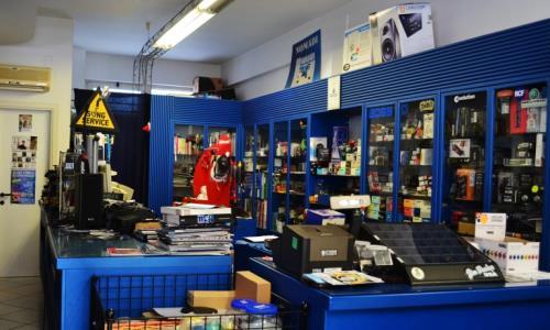 negozio di strumenti musicali Potenza Picena