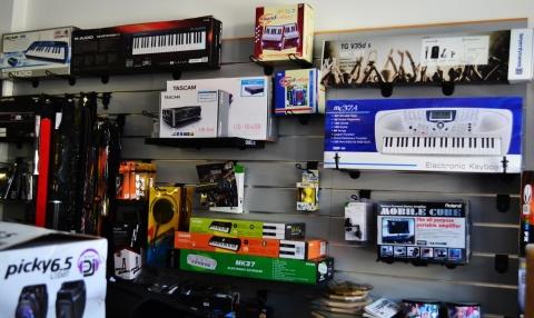 acquistare strumenti musicali Macerata