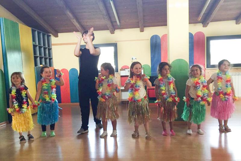danza classica per bambine roma nord