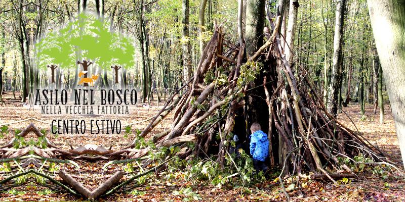 centro estivo asilo nel bosco Roma