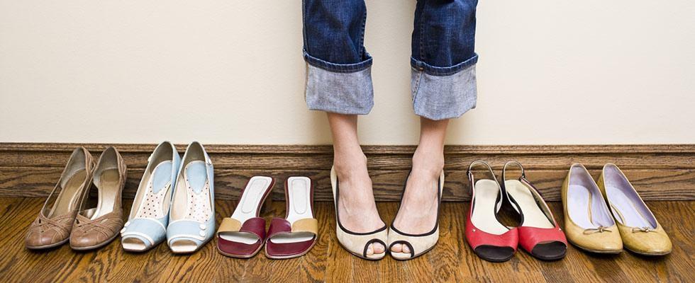 sandali ciabatte ballerine calzaturificio B2 Capannori
