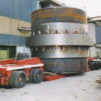 attrezzature per acciaierie Terni